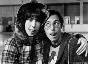lily tomlin and vito russo